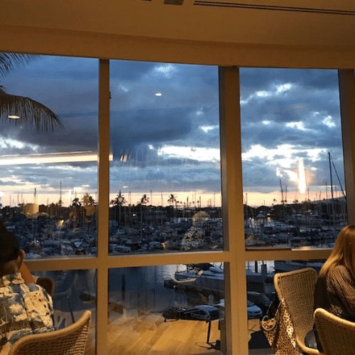 100 Sails Restaurant, Waikiki, Oahu