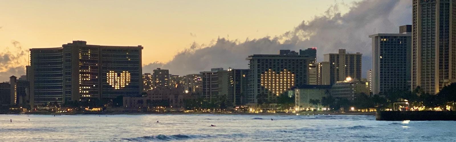COVID19 TRAVEL UPDATES, Waikiki, Oahu, Hawaii