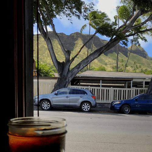 Ars Cafe, Diamond Head, Oahu
