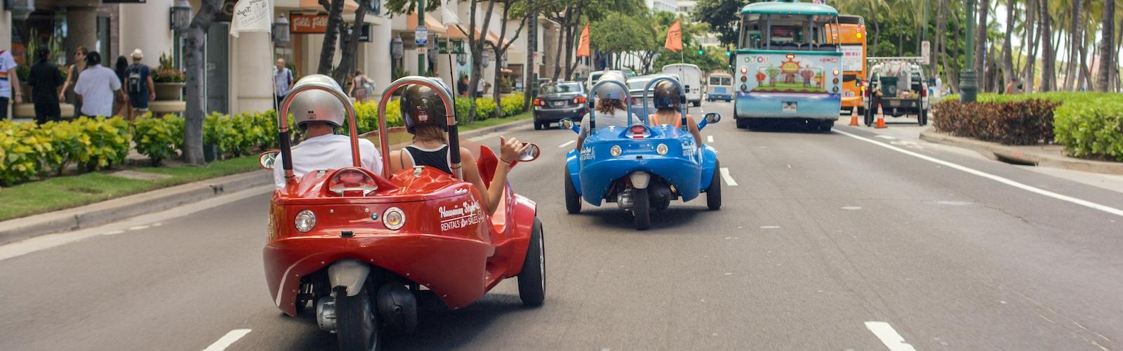 Getting Around Oahu, About Oahu, Waikiki, Honolulu, Hawaii