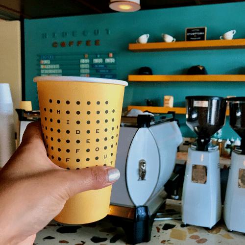 Hideout Coffee, Waikiki, Oahu