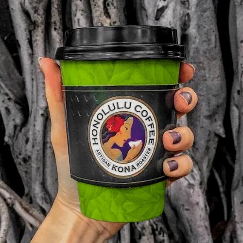 Honolulu Coffee Co., Waikiki, Oahu
