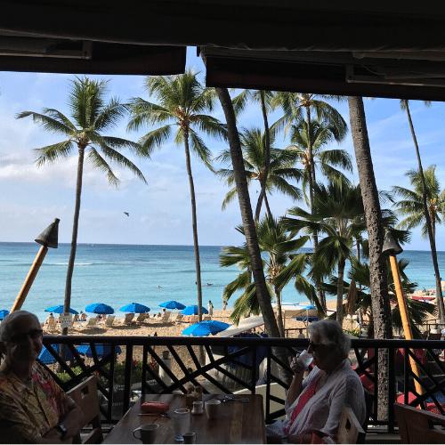Hula Grill, Waikiki, Oahu
