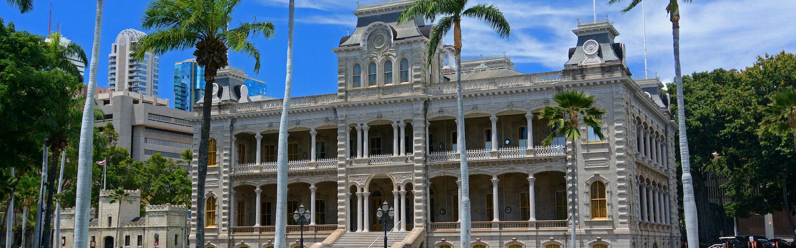 Iolani Palace, Explore Oahu, Oahu Museums, Hawaii