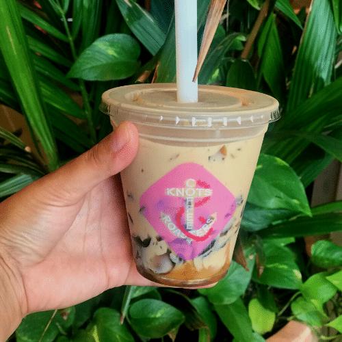 Knots Coffee, Waikiki, Oahu