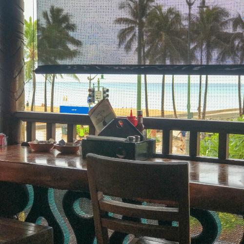Lulu's, Waikiki, Oahu