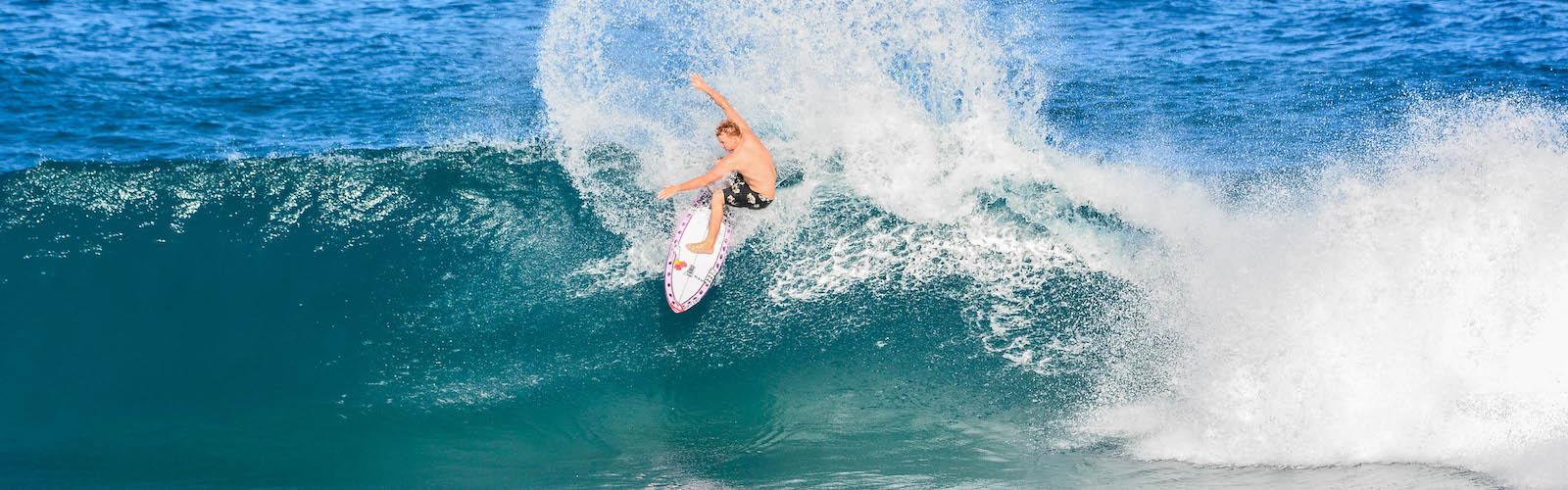 Oahu Surf Spots, Hawaii