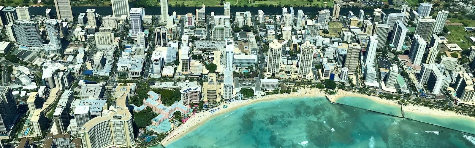 Our Waikiki Properties, Apartment Locations, Waikiki, Oahu, Hawaii