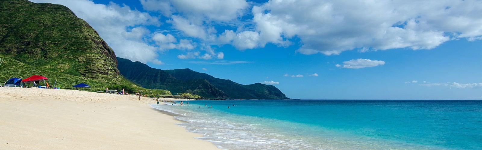 Oahu Weather, Hawaii