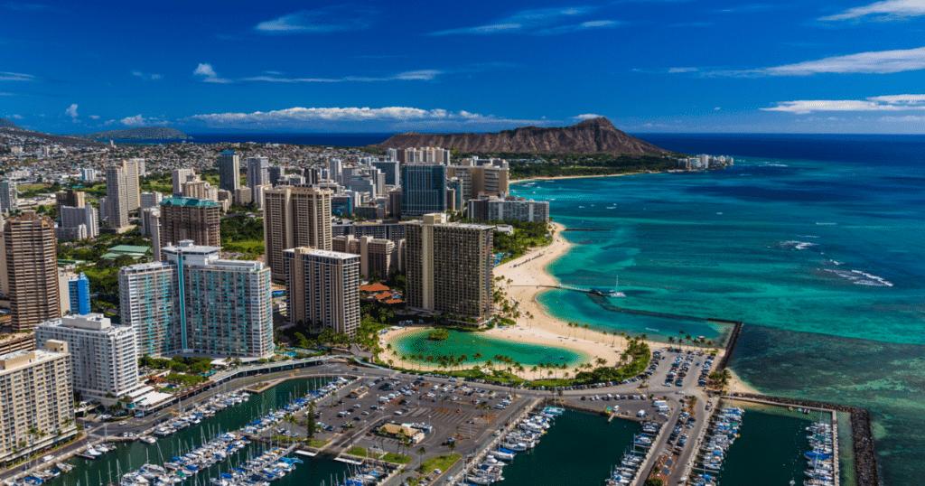 Duke Kahanamoku Beach, Waikiki, Oahu