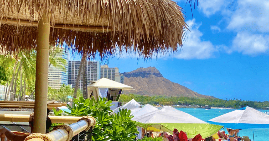 Duke's Waikiki, Outrigger Waikiki Beach Resort, Outdoor Dining Venues in Waikiki