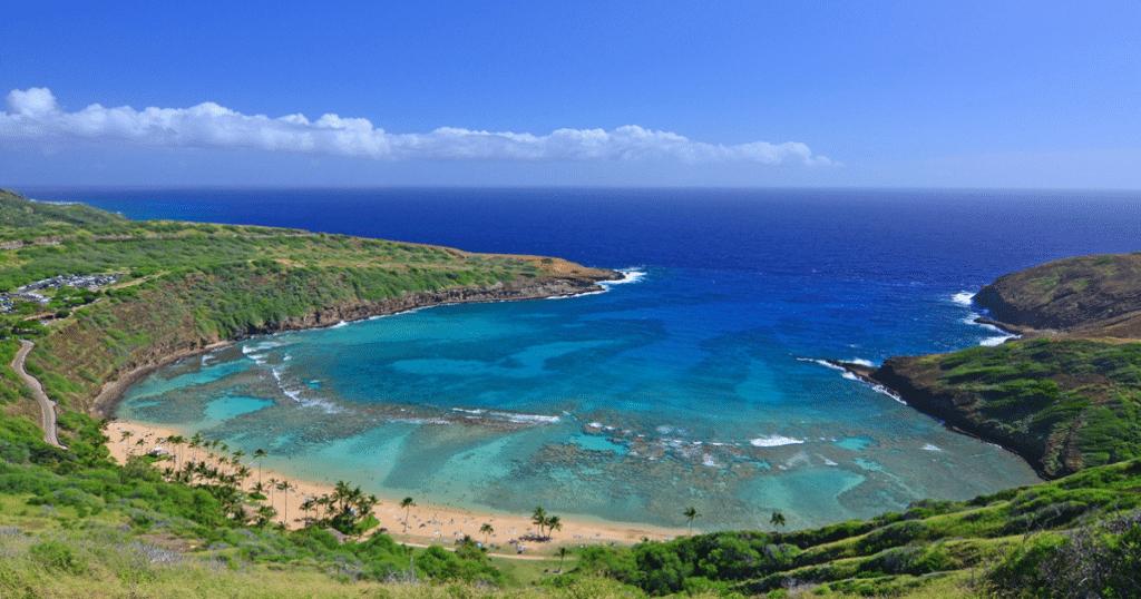 Hanauma Bay, Honolulu, Oahu