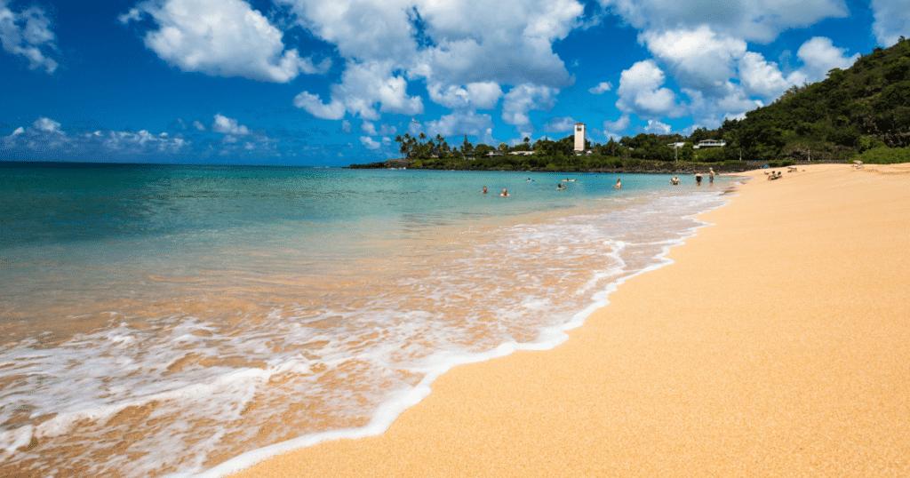 Waimea Bay, Honolulu, Oahu