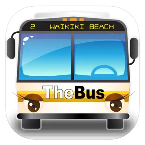 DaBus2 App, Hawaii Travel Apps