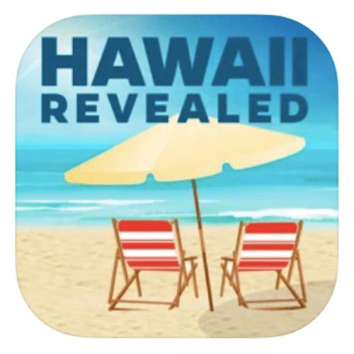 Hawaii Revealed App, Hawaii Travel Apps