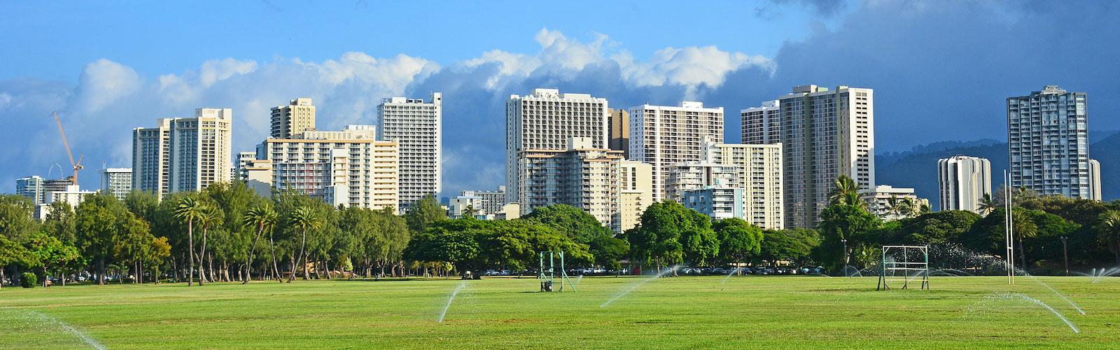 Waikiki, Quiet End of Town, Where to Stay in Waikiki, About Waikiki, Oahu, Hawaii