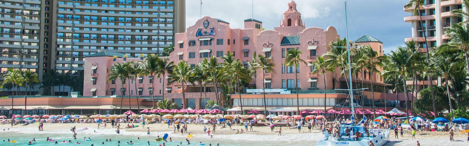 Waikiki, Heart of Waikiki, Where to Stay in Waikiki, About Waikiki, Oahu, Hawaii